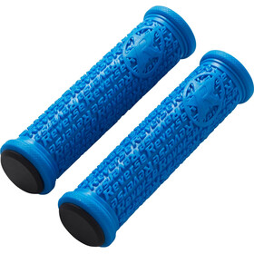 Reverse Stamp Basic Bike Grips Ø31mm blue